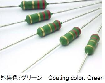 RWF 不燃性小型巻線抵抗器