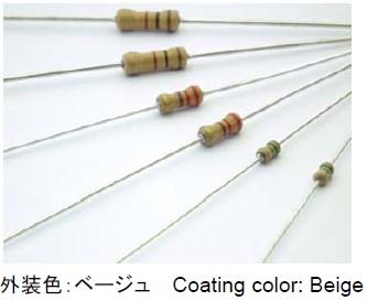 RD/RDM 炭素皮膜固定抵抗器 用途 ● インバータ回路 ● スイッチング電源 ● AC アダ