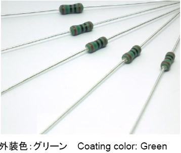 RNV 高電圧耐湿型金属皮膜抵抗器