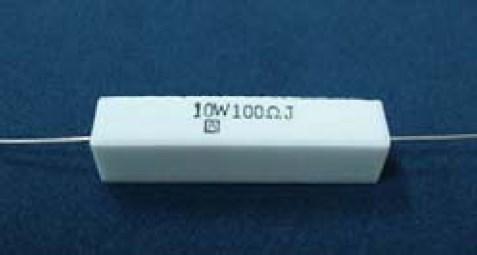 RW_L セメント抵抗器